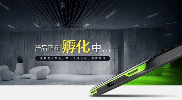 Xiaomi Black Shark: появились характеристики игрового смартфона компании