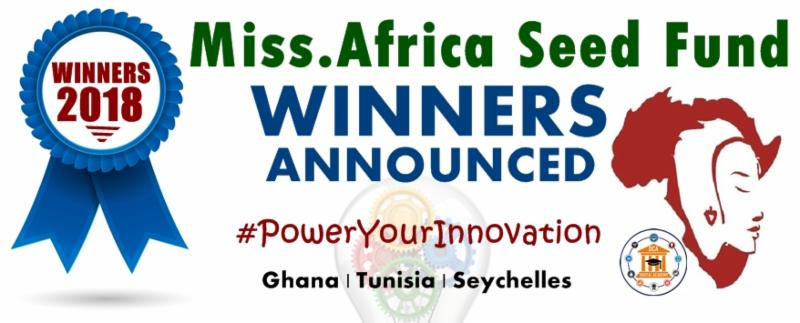 Kumasi Hive from Ghana wins the 2018 5,000 USD Grand Prize while, CRNS Tunisia and Eco-Sol Consulting (Full STEM Ahead!) Seychelles will take home the Second category prize of 1,000 USD.