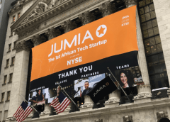 Jumia's stock has reportedly lost more than half of its value since its NYSE public IPO