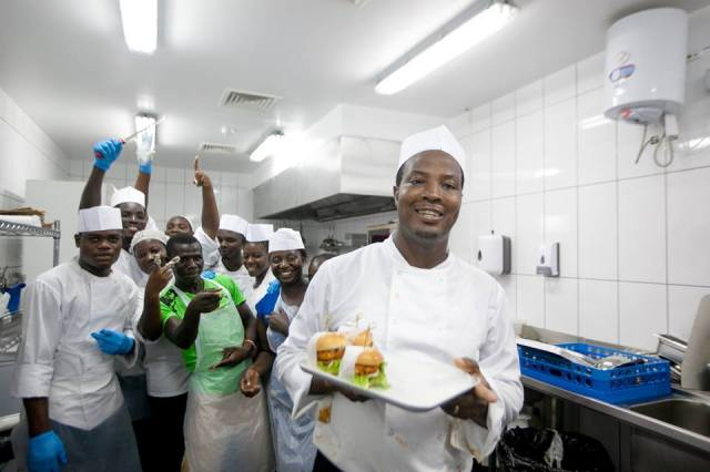 Chef Elijah Amoo Addo Confirmed To Address About How Food Can Foster Stronger Relations Between Europe And Africa EurAfrican Forum 2019