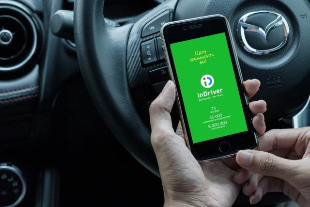 Negotiated fares taxi hailing app inDriver, targets more African cities