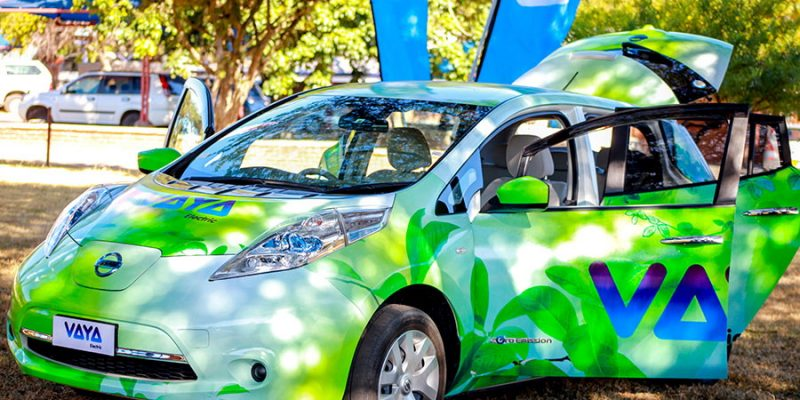 Vaya Africa, a ride-hail mobility venture founded by Zimbabwean mogul Strive Masiyiwa, has launched an electric taxi service and charging network in Zimbabwe with plans to expand across the continent.
