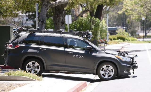 Amazon to manufacture self-driving cars after acquiring start-up Zoox for $1bn