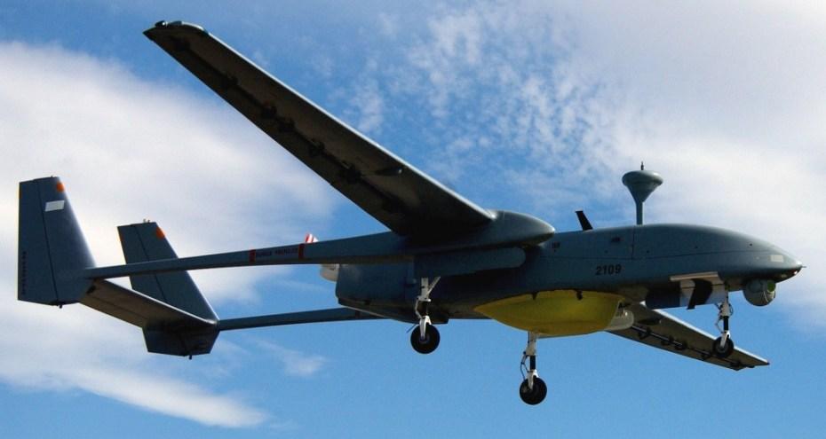 Heron – беспилотный летательный аппарат