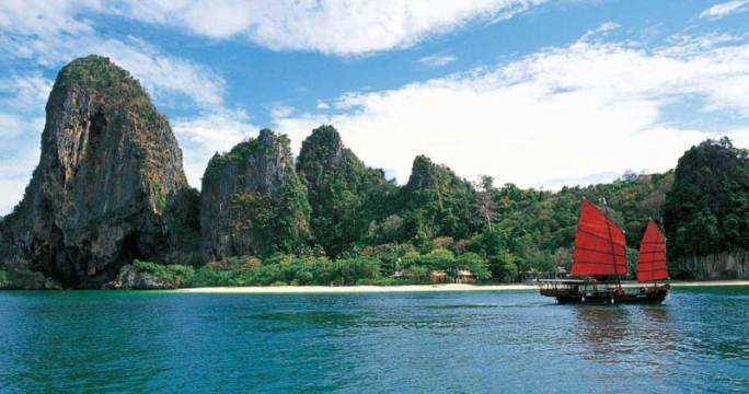 Luxury Krabi Hotels On Thailand Holidays Such As Rayavadee ...
