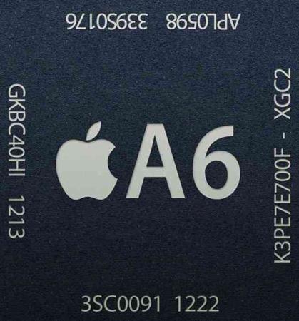 AnandTech: в iPhone 5 установлен 1 ГБ RAM и процессор собственной разработки Apple