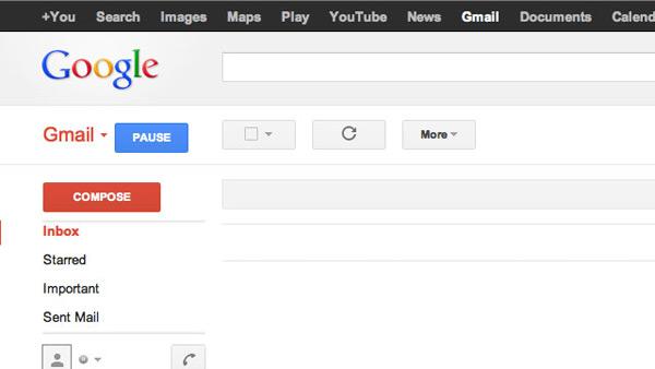 Inbox Pause приостановит работу сервиса Gmail