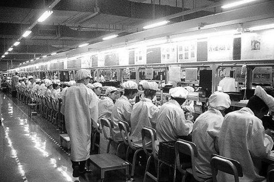 Журналист изучал условия труда в Foxconn, собирая iPhone 5 под прикрытием