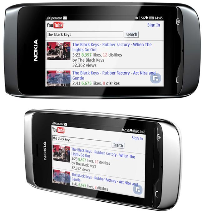 Новая жизнь Series 40. Nokia представила Asha 308 и 309