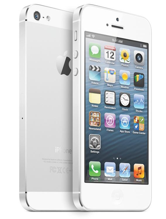 (Обновлено) iPhone 5 в сравнении с конкурентами