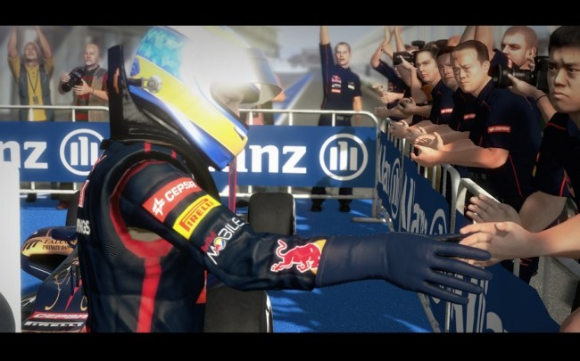 Обзор F1 2012