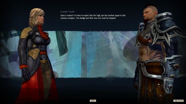 Обзор Guild Wars 2