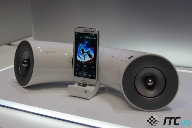 IFA 2012: многоликий Samsung