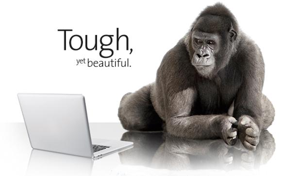 Gorilla Glass - как это работает