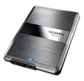 ADATA представила тонкий внешний жесткий диск c USB 3.0