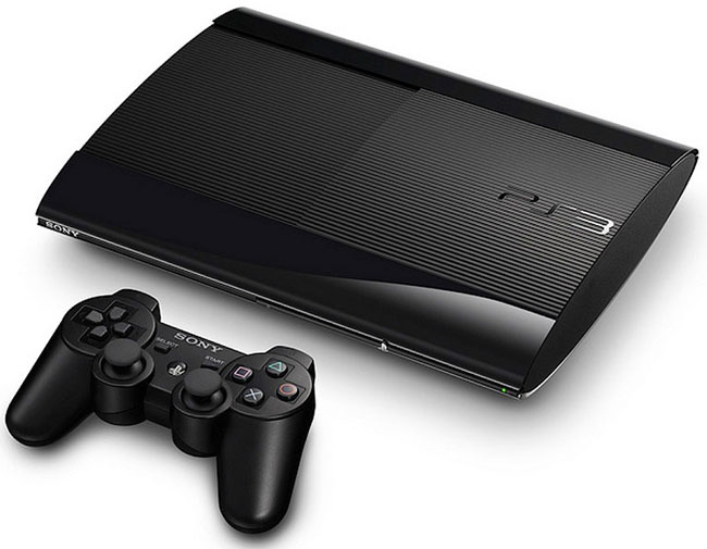 Sony анонсировала выпуск обновленной игровой консоли PlayStation 3