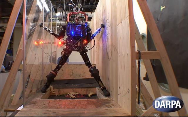 Boston Dynamics разработала карабкающегося и прыгающего робота-гуманоида PET-PROTO