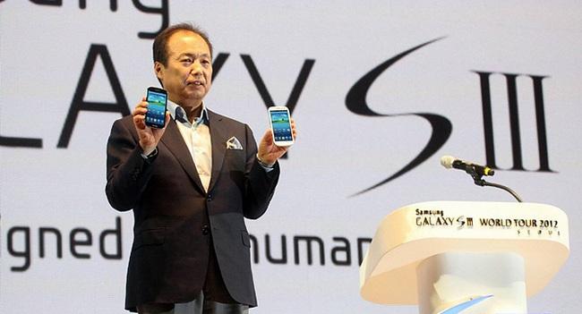 Samsung представит Galaxy S III mini завтра