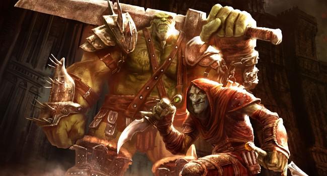 Обзор игры Of Orcs and Men