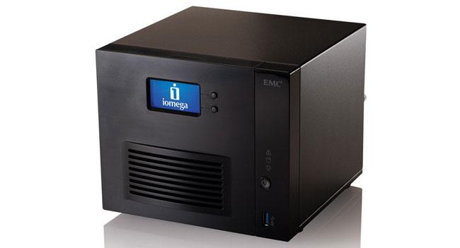 Iomega выпустила две NAS системы StorCenter