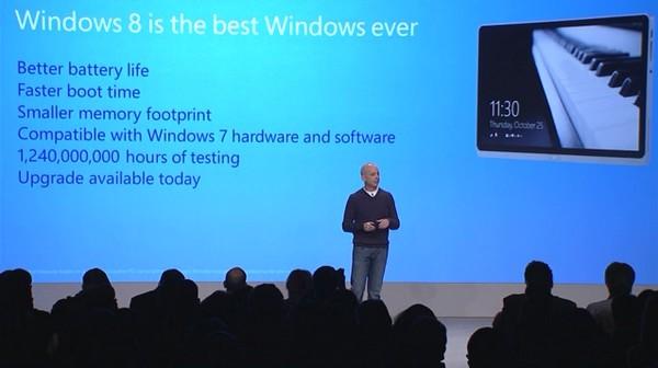 Microsoft представляет Windows 8 и планшет Surface [LIVE]
