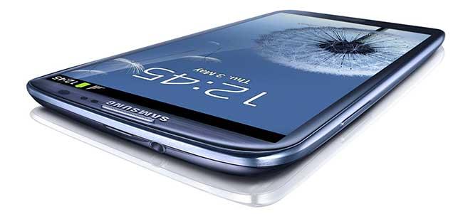 Samsung Galaxy S III стал самым продаваемым смартфоном в III квартале 2012