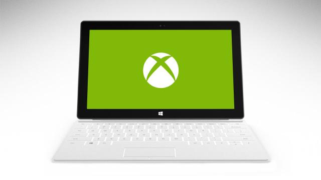 Microsoft создает 7-дюймовый планшет Xbox Surface для игр
