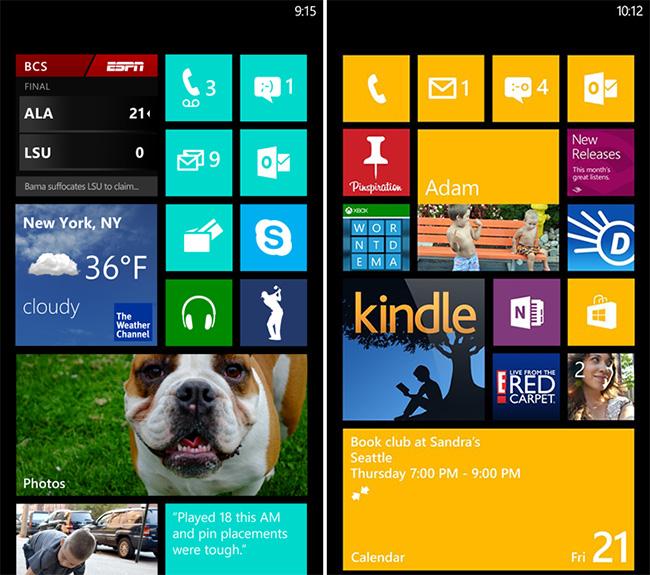 Microsoft выпустит Windows Phone 7.8 в первом квартале 2013