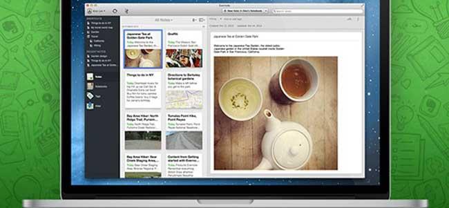 Evernote 5 для OS X вышел из статуса бета и уже доступен в Mac App Store