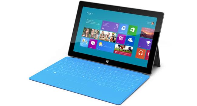 Стив Баллмер: первоначальные продажи планшетов Surface демонстрируют скромные результаты