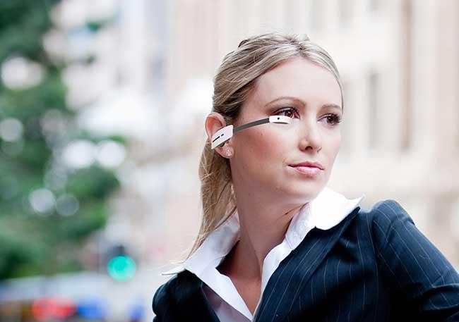 Vuzix Smart Glasses M100 — еще один конкурент Google Project Glass