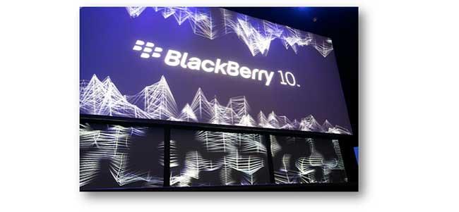 RIM запланировала специальное мероприятие в честь запуска BlackBerry 10