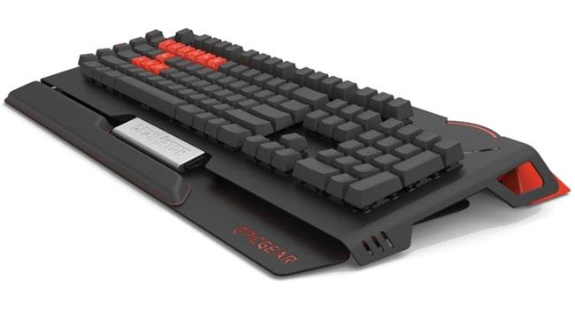 Epic Gear готовит к выпуску механическую игровую клавиатуру DeziMator
