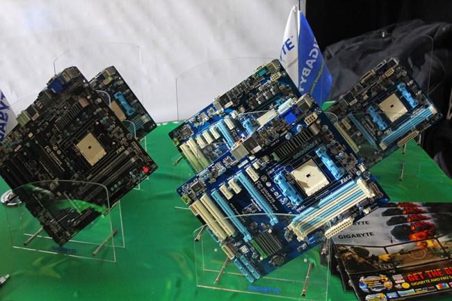 Репортаж: AMD представляет в Украине гибридные APU второго поколения и обновленные процессоры AMD FX