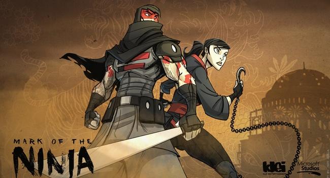 Mark of the Ninja – крадущийся во тьме
