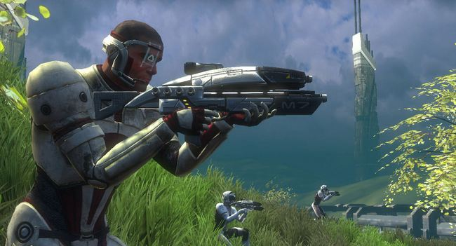 Новый Mass Effect (4) на движке Frostbite 2