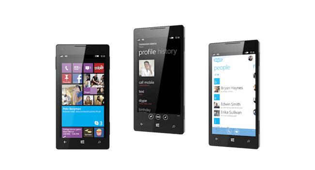 Microsoft выпустила предварительную версию Skype для Windows Phone 8