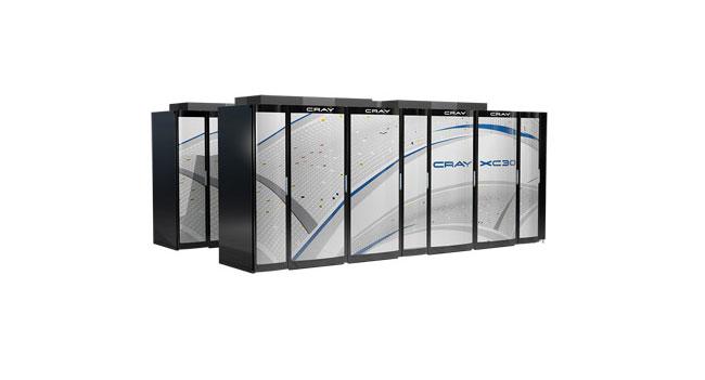 Суперкомпьютер Cray XC30 обеспечит производительность 100 петафлопс