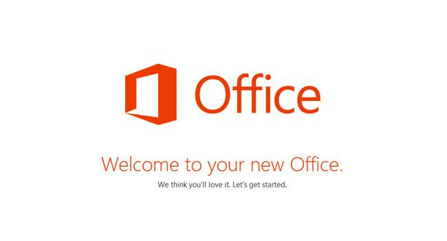 Microsoft выпустила обновление до финальной версии пакета Office 2013 для планшетов Surface RT