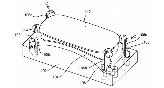 Apple запатентовала собственный метод производства изогнутого стекла