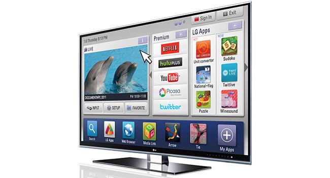 NPD: Smart TV оказался практически невостребованным среди пользователей