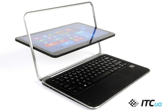 Обзор ультрабука-трансформера Dell XPS 12