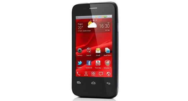 Prestigio представила в Украине три смартфона с поддержкой двух SIM-карт