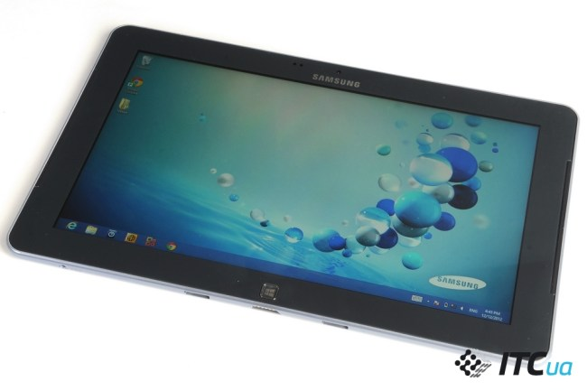 Обзор планшета Samsung ATIV Smart PC 500T