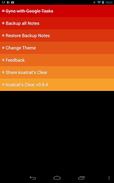 Clear для iOS и OS X: список задач в стиле минимализма