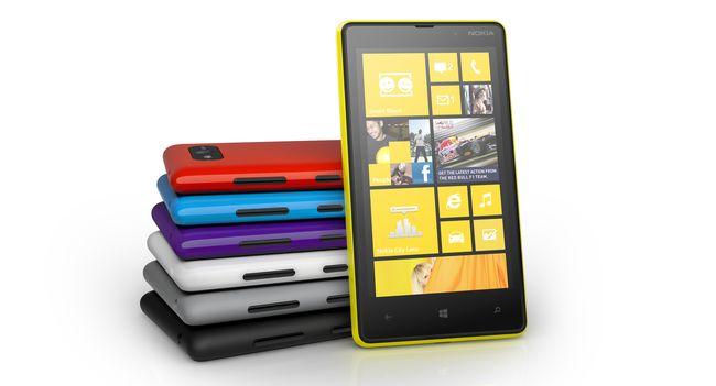 Обзор смартфона Nokia Lumia 820