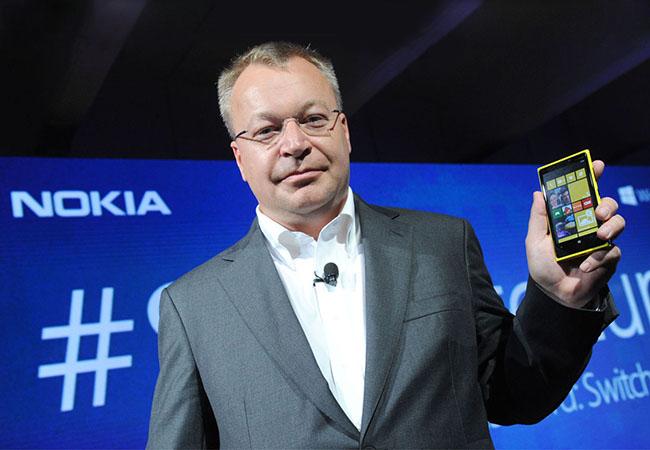 Продажи смартфонов Lumia в четвертом квартале 2012 года достигли уровня 4,4 млн штук