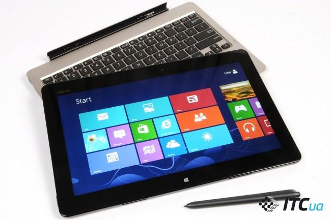 Обзор планшета ASUS VivoTab (TF810C)