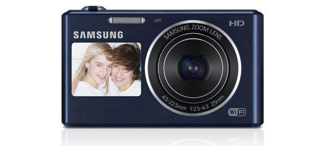 Samsung анонсировала новые цифровые SMART-камеры с модулями Wi-Fi