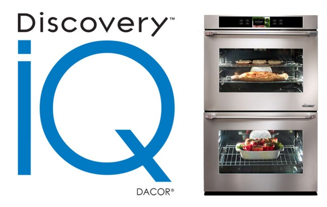 Dacor Discovery – духовка на Android